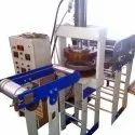 Vertical Hydraulic Fully Auto Thali Machine