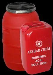 Chromic Acid Solution