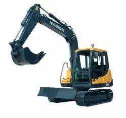 8000 kg Hyundai 85A SMART Construction Excavator