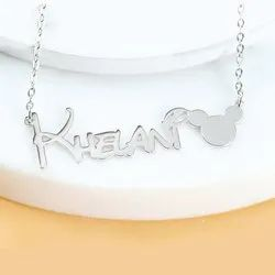 Personalized Disney Name Necklace