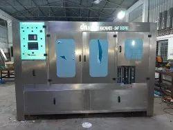 5400 Bph Automatic Pet Goli Soda Filling Plant