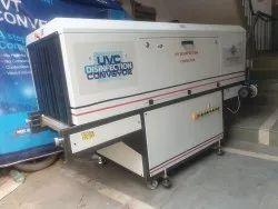 UV Sanitizing Conveyor