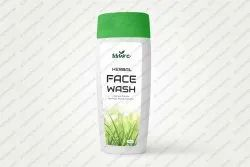 Ssure Green Herbal Face Wash 200ml, For Acne Free Skin, Age Group: Adults