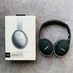 Wireless Black Bose QC 35 Bluetooth Headphone, 0.5kg