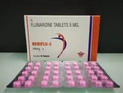 Flunarizine 5mg Tablets