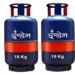 Commercial Gas LPG Cylinder INDANE, 19kg