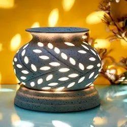 Ceramic Decorative Electric Diffuser Lamp