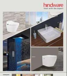 Ceramic Hindware Sanitary Ware