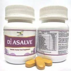 STONE AGE  DIASALVE - Anti Diabetic Tablets