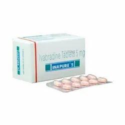 Inapure 5 ( Ivabradine Tablets)
