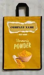 Turmeric Powder Packaging Bag