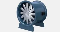 Cast Iron Axial Flow Fans, For Industrial