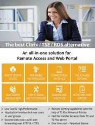Work From Home Solution - TSPlus Enterprise Edition