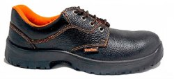 德比低脚踝皮革安全鞋,可用尺寸:5-11,型号/名称:螺栓