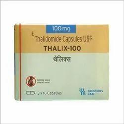 Thalidomide 100 Mg Capsule
