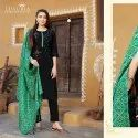 Premium Rayon Fancy Embroidery Suit