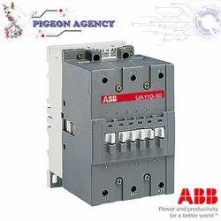 ABB UA110-30-00RA  80KVAR Capacitor Duty Contactor
