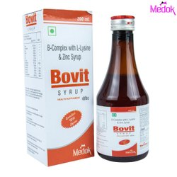 200 Ml B-Complex With L-Lysine And Zinc Syrup