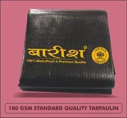 Barish 180 GSM Standard Tarpaulin
