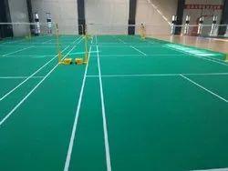 indoor Basketball Court Mat