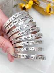 Customized-- Personalized Bracelet