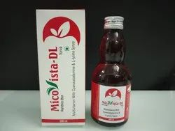 Multivitamain with Methyl Cobalamine and L-Lysine Syrup