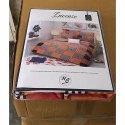 Garg Polyster Incense Album Bedsheet Set