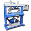 Double Roll Paper Plate Making Machine