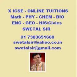 X ICSE Physics Online Tuition