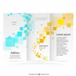 2 Advertisement Brochure Flyer, Current