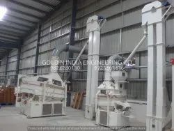 Spice And Grain Cleaning Line
