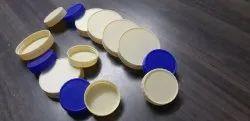 53 Mm Plastic Jar Cap