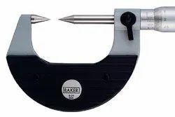 Baker Point Micrometer