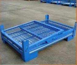 Foldable Steel Pallet