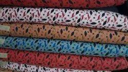 Ladies Cotton Printed Nighty Running Fabrics