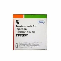 Herclon Injection  ( Trastuzumab Injection )