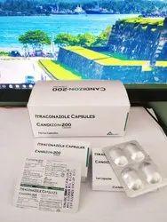 Itraconazole Capsule 200 Mg