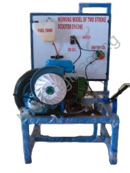 Single Cylinder 2 Stroke Petrol Engines