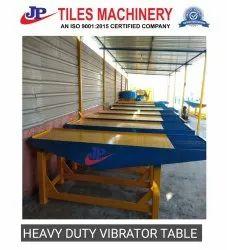 Heavy Duty Paver Block Vibrator Table