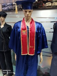 Graduation Convocation Gown