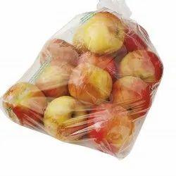White U Cut Corn Starch Carry Bag