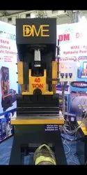 Semi-Automatic C Frame Hydraulic Press