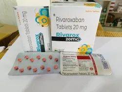 Rivaroxaban 20 Mg ( Rivarox Tab)