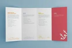 Promotional Collateral Designing Service