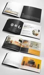 Paper Advertising Brochure, For Universal, Size: A4