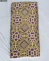 Amazing Baby Sartin Silk Digital Print Fabric