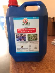 Cresol With Soap Solution I P