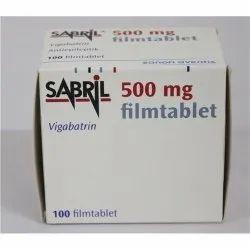 Vigabatrin 500 mg Film Coated Tablets