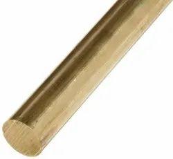 Round Brass Extrusion Rod