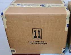 UN Certified Corrugated Box 4G X55